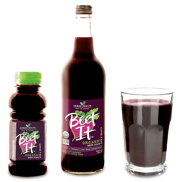 Beet It Organic logo